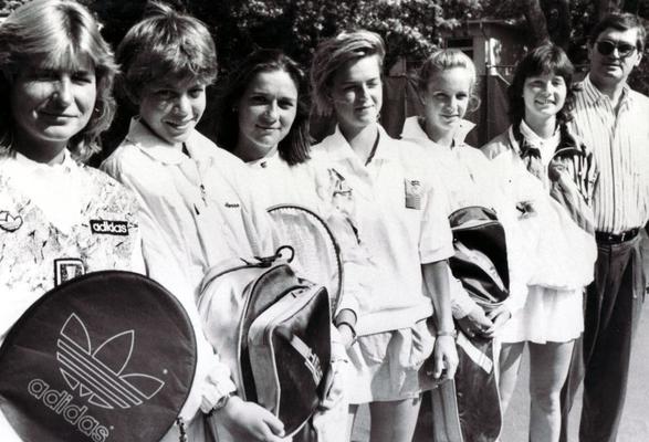 1. Damen-Mannschaft, Regionalliga 1991