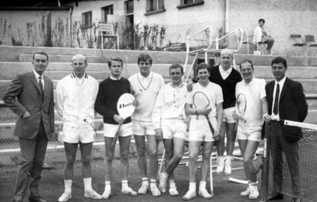 2. Platz Hessische Mannschaftsmeisterschaft 1968