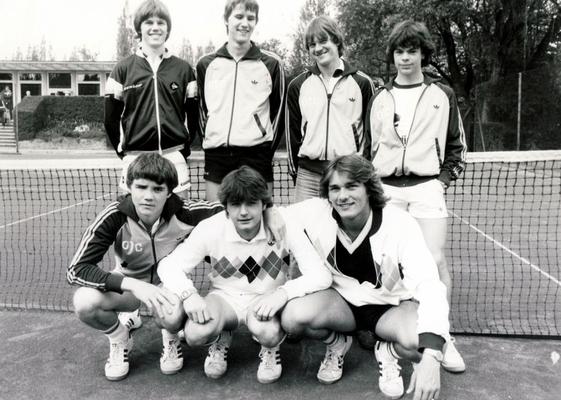 1. Junioren-Mannschaft 1978