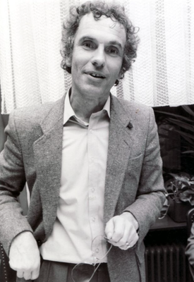 Ehrenpräsident Dr.Wolfgang Kappus, Vorsitzender 1983-1988