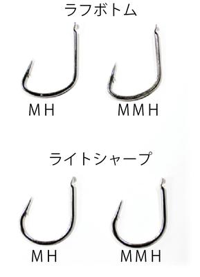 針は2種類・太さもそれぞれ2パターン