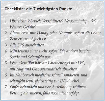 Checkliste Kameradenrettung (http://www.bergpunkt.ch/_data/dokumente/fa_outdoor_wi_06.pdf)