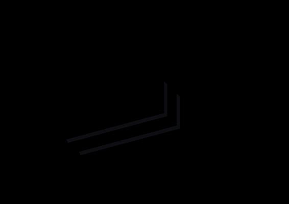 posizionamento della malta per la posa in opera dei blocchi di calcestruzzo