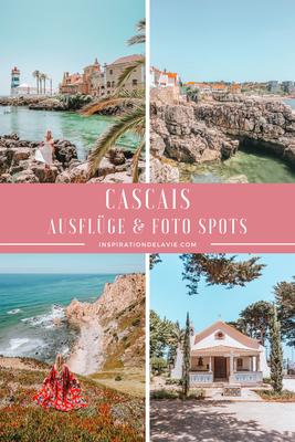 Finde die schönsten Instagram Spots in Cascais sowie tolle Aussichtspunkte, Foto Spots und Foto Locations. Mit meinen Tipps und Erfahrungen stellst du dir deinen Fotografie Stadtrundgang zusammen. Außerdem findest du Reisetipps in meinem Erfahrungsbericht