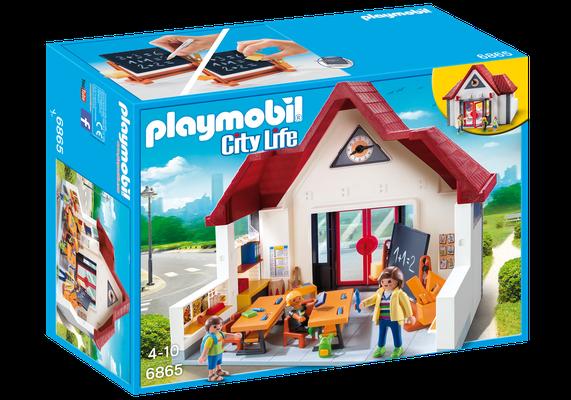 Playmobil - Ecole