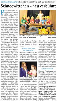 Die WochenSchau NF (06.11.2016)