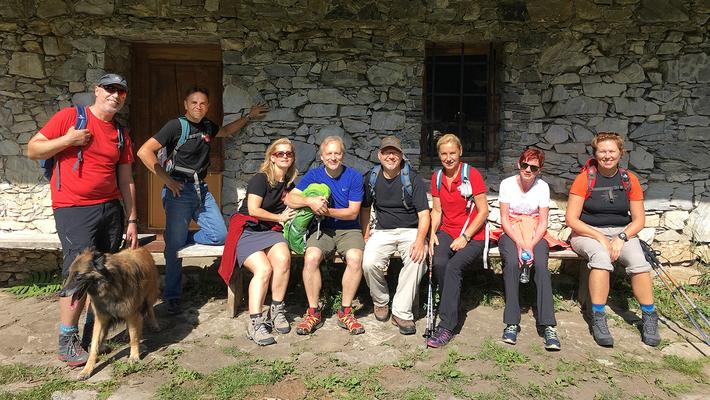 XUND-bleiben-Wanderung auf die Johann-Waller-Hütte (Schöckl) am 15.09.2019