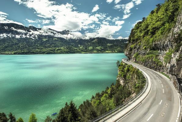 Beatenberg, Seestrasse © Switzerland Tourism