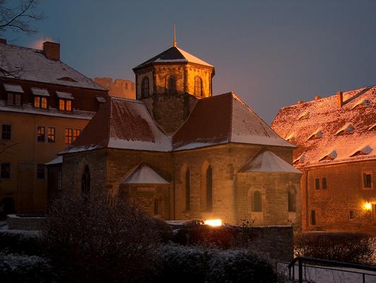 Die Burg Querfurt (© IMG Investitions- und Marketinggesellschaft Sachsen-Anhalt mbH)