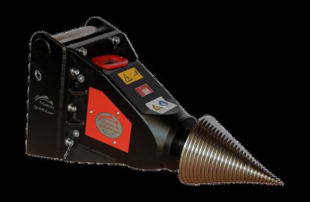 Black Splitter S2X Kegelspalter / Holzspalter / Spalter / Baggerzubehör / Bagger