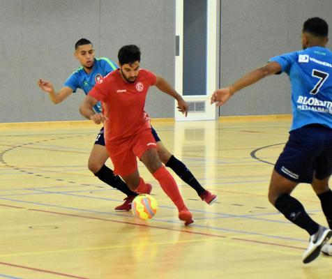 10.08.2019 - ZVV Hovocubo vs. F95 Futsal - Testspiel © Ferry Hoks