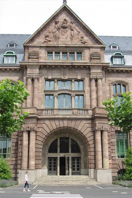 Historisches Hauptgebäude der Bayer AG, Leverkusen
