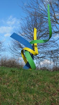Skulptur im Neulandpark, Leverkusen
