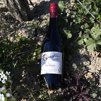 Côtes du Rhône Rouge - Cuvée Rochelette
