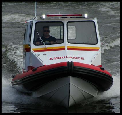 Ambulance Kivu