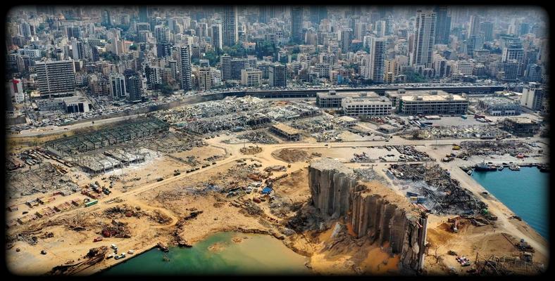 Explosions Liban