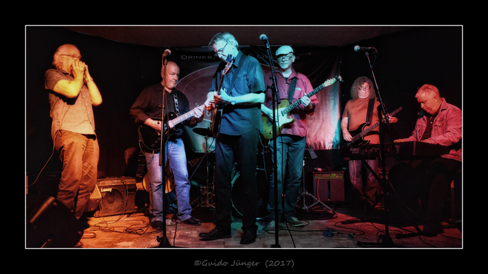 Blues 'n' Jam Night 09/2017