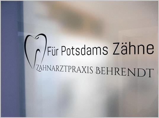 Ihr Zahnarzt in Potsdam
