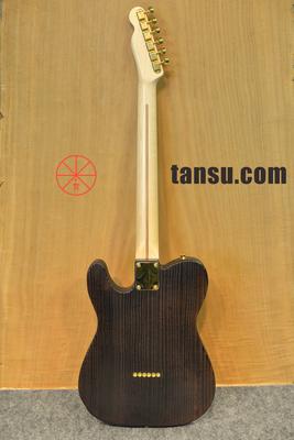 桐製 エレキギター
