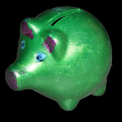 Sparschwein selber gestalten