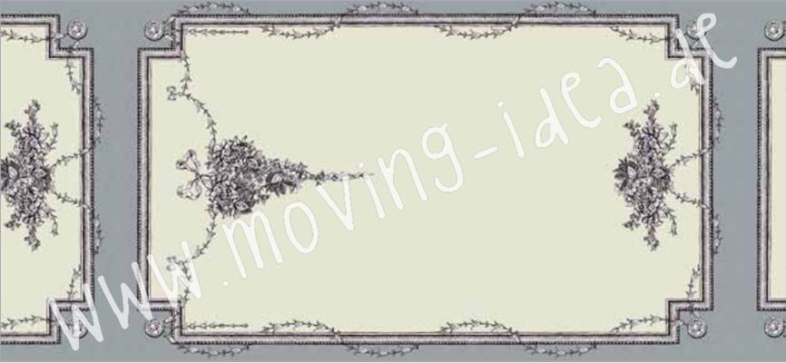Bedrucktes Reispapier für Serviettentechnik Großformat