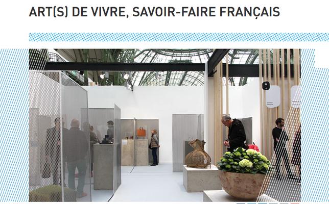 Expo de l'Institut Français -Grand Palais - Révélations 2017