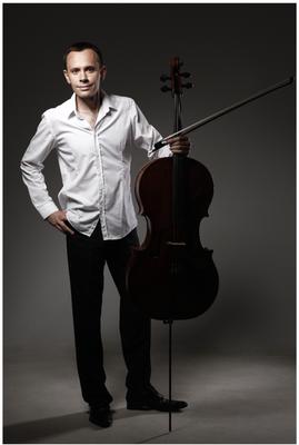 Alexis Desharme violoncelle