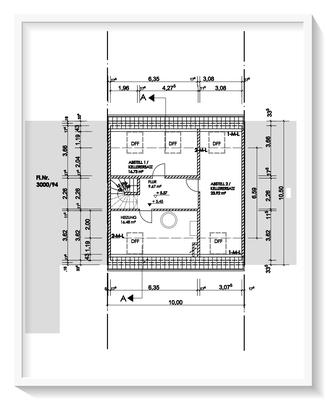 Bauplanung_Bauantrag_Ausführungsplanung_Baiersdorf-Dachgeschoss