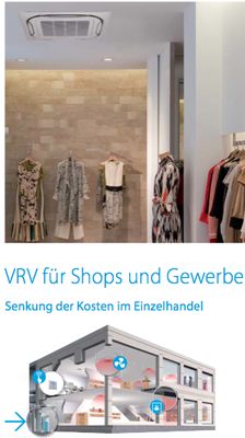 Unsere Lösungen für den Einzelhandel bieten: