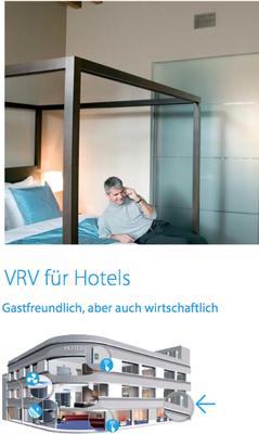 Unsere Lösungen für Hotels bieten: