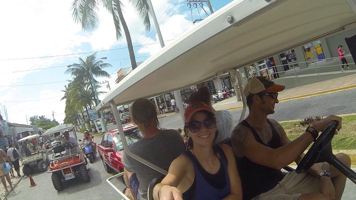 Golfcar Adventures