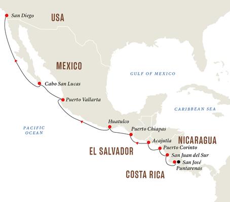 Neue Routen von MS Roald Amundsen / ©Hurtigruten