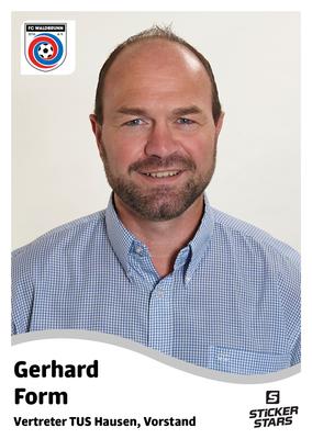 Gerhard Form