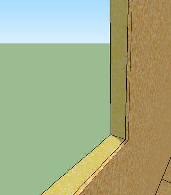 Geschliffenes OSB lässt sich streichen oder tapezieren. Damit würde man sich viel Extra-Arbeit sparen. Aber wie gut sieht gestrichenes OSB aus?