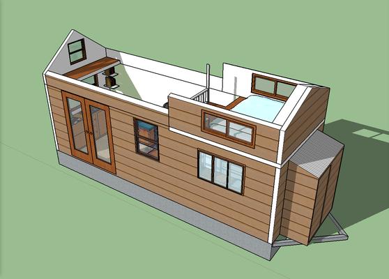 f telis von cad modell tiny house projekt schweiz. Black Bedroom Furniture Sets. Home Design Ideas