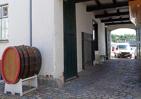 Juni 2020 – Das Flensburger Schifffahrtsmuseum bekommt eine lang ersehnte Lieferung.