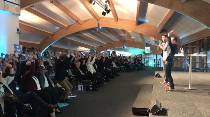 Hannover: Keynote Speech Digitaler Wandel für CeBIT, Hannover Messe oder Agritechnica