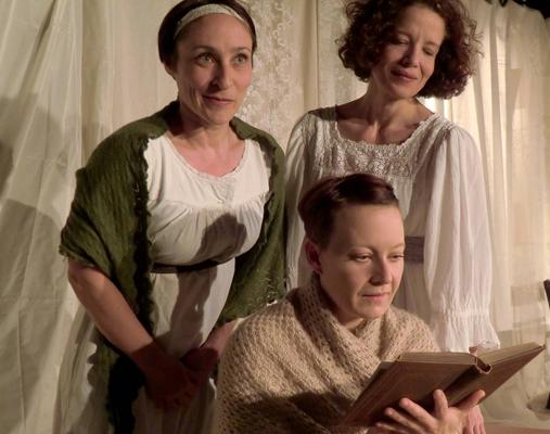 Die Nächte der Schwestern Bronte
