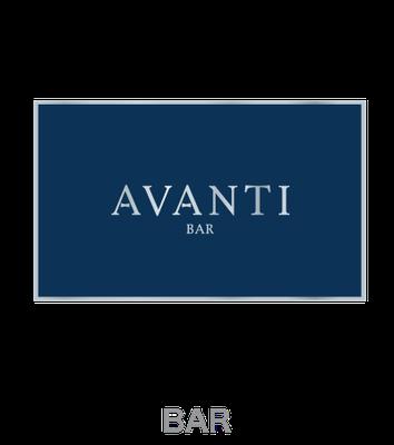 BAR_AVANTI_デザイン_ロゴ、名刺