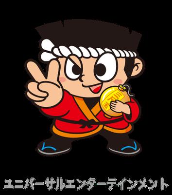 ユニバーサルエンターテインメント_大花火の赤ドンちゃん_キャラクター、筐体