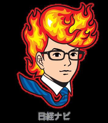 日経ナビ2008_キャラクター_ポスター、ビルボード、電車内ステッカー、グッズ、web