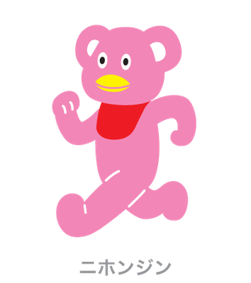 ニホンジン_バンド_キャラクター