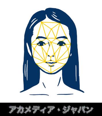 アカメディア・ジャパン_ONLINE FACE_イラスト