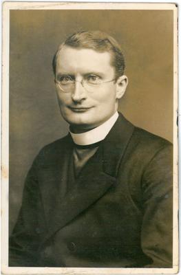Pfarrer Albert Willimsky