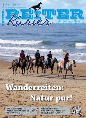 Titel REITER KURIER 05/2014
