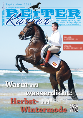 Titel REITER KURIER 09/2015
