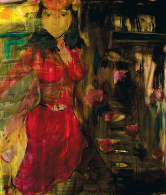 12 - Maler Künstlerin Bozana