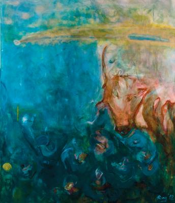 3 - Maler Künstlerin Bozana