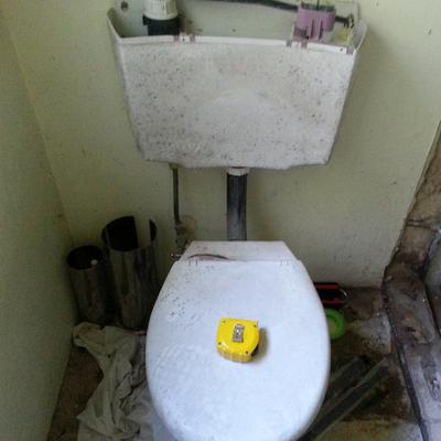 BATHROOM RENOVATIONS IN SYDNEY - before