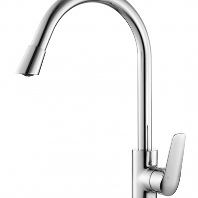 HYB33-101 Sulu Kitchen Sink Mixer